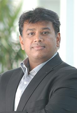 Rajesh Rengarethinam, VP of Engineering