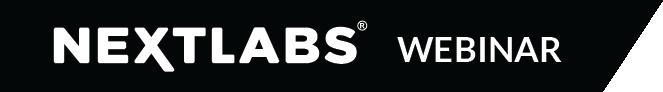 NextLabs Webinar